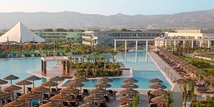 Hovedpool på Blue Lagoon Resort på Kos, Grækenland