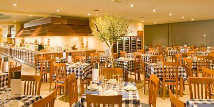 Græsk restaurant på Blue Lagoon Resort på Kos, Grækenland