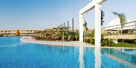 Poolområdet på Blue Lagoon Resort på Kos, Grækenland