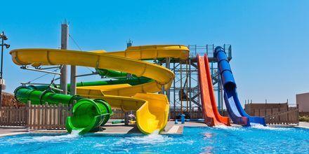 Vandpark på Blue Lagoon Resort på Kos, Grækenland
