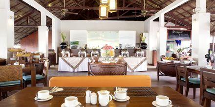 Restaurant på Hotel Blue Ocean Resort i Phan Thiet i Vietnam.
