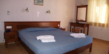 Lejlighed i den renoverede del af Blue Sea Apartments på Kreta, Grækenland.