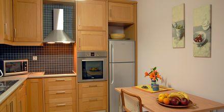 Køkken på Hotel Blue Sea Villas i Platanias, Kreta