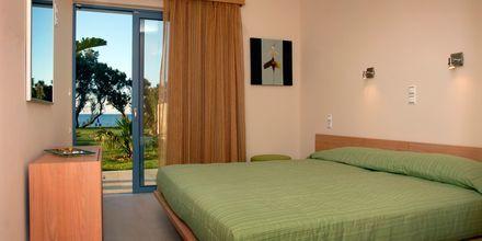 Soveværelse på Hotel Blue Sea Villas i Platanias, Kreta