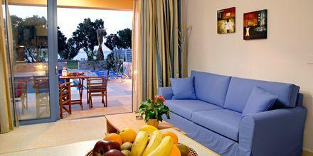Opholdsrum på Hotel Blue Sea Villas i Platanias, Kreta