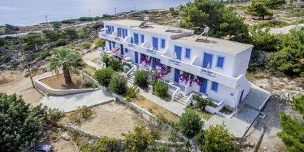 Hotel Blue Swan på Karpathos, Grækenland.