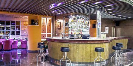 Bar på Hotel Bluesun Alga i Tucepi, Kroatien