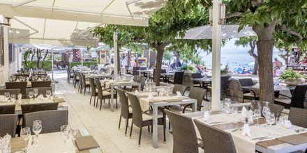 Restaurant Katelet på Hotel Bluesun Alga i Tucepi, Kroatien