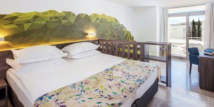 Superior-værelse på Hotel Bluesun Alga i Tucepi, Kroatien