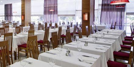 Buffetrestauranten på Bluesun Elaphusa på Brac i Kroatien.