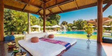 Massage på hotel Botanico i Puerto de la Cruz, Tenerife.