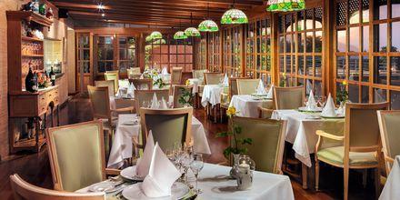 Restaurant på hotel Botanico i Puerto de la Cruz, Tenerife.
