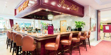 Bar på hotel Botanico i Puerto de la Cruz, Tenerife.