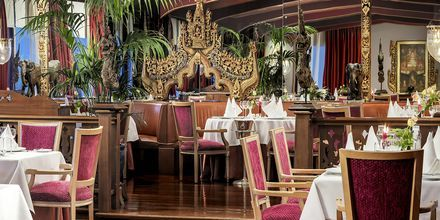 Den asiatiske restaurant The Oriental på Hotel Botanico i Puerto de la Cruz på Tenerife, De Kanariske Øer.