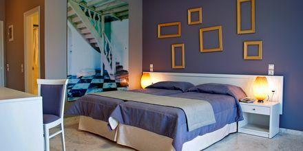 Superior-værelse på Hotel Bourtzi på Skiathos, Grækenland