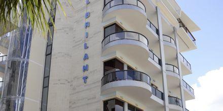 Hotel Briliant i Saranda, Albanien