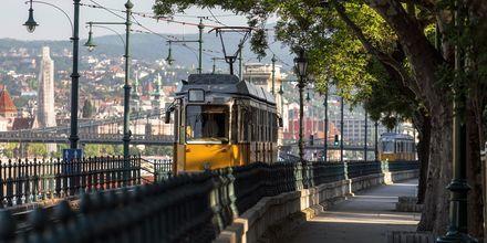 Budapest, Ungarn.