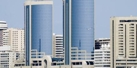 Twin Towers i Bur Dubai, De Forenede Arabiske Emirater.