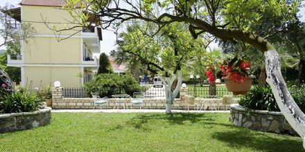 Haven på Hotel Byzantion i Parga, Grækenland.
