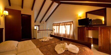 1-værelses lejlighed i etage på Hotel Byzantion på Parga, Grækenland.