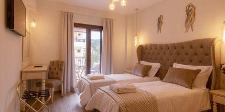 3-værelses lejlighed på Hotel Byzantion i Parga, Grækenland.