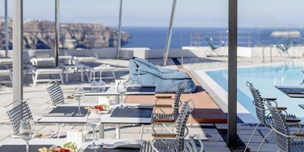 Caldera's Dolphin Suites på Santorini, Grækenland.