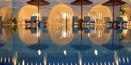Hotel Caldera's Lilium på Santorini, Grækenland.