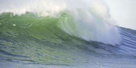 Californiens bølger.