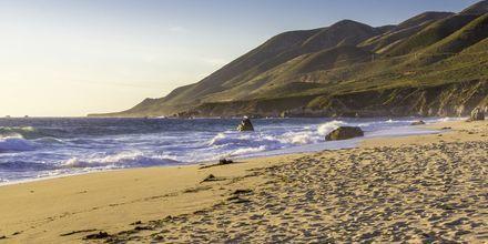 Big Sur-kysten.