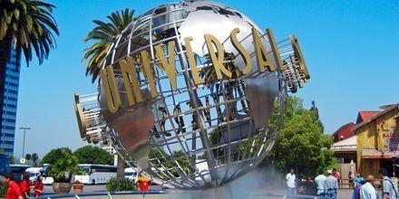 Universal Studios i Los Angeles i i Californien, USA.