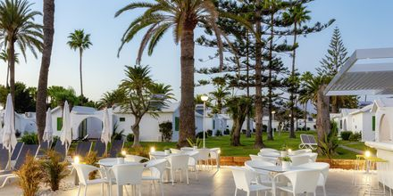 Poolbar på Hotel Canary Garden Club i Maspalomas på Gran Canaria.