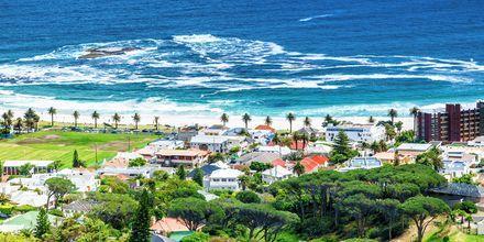 """Cape Town er den mest besøgte by i Sydafrika og kaldes for """"Mother City""""."""