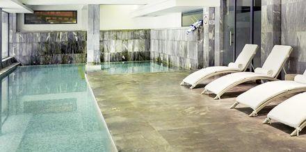 Spa på hotel Capo Bay i Fig Tree Bay, Cypern