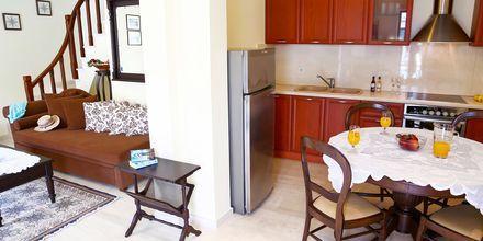 2-værelses lejlighed i etage på Captain Stavros på Lefkas i Grækenland.