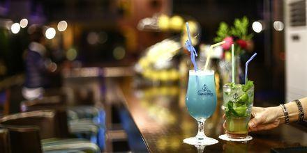 Bar på Hotel Captain Stavros på Lefkas, Grækenland