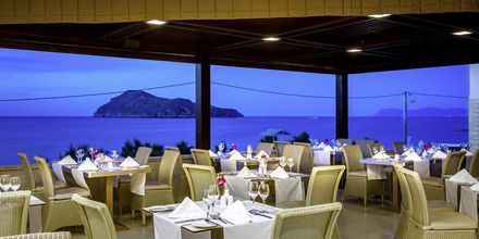 Restaurant på hotel Plaza di Porto på Kreta, Grækenland