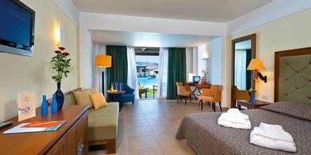 Junior-suite på Giannoulis Cavo Spada Deluxe & Spa på Kreta, Grækenland.