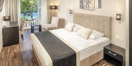 Dobbeltværelse på Hotel Central Beach 9 i Makarska, Kroatien.