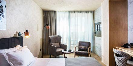 Dobbeltværelse på Hotel Chania Flair på Kreta, Grækenland.