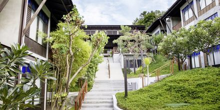 Chura Samui Resort på Koh Samui, Thailand.