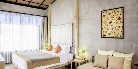 Deluxe-værelse på Chura Samui Resort på Koh Samui, Thailand.