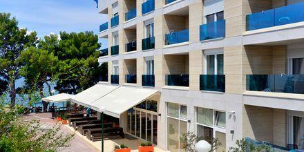 Hotel City Beach på Makarska Riviera, Kroatien.
