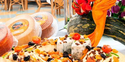 Buffetrestaurant på Hotel Club Drago Park på Fuerteventura, De Kanariske Øer, Spanien