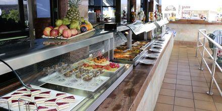 Buffetrestaurant på Hotel Colina Mar på Gran Canaria, De Kanariske Øer.