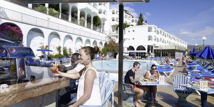 Poolbar på Hotel Colina Mar på Gran Canaria, De Kanariske Øer.