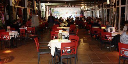 Bar på Hotel Colina Mar på Gran Canaria, De Kanariske Øer.