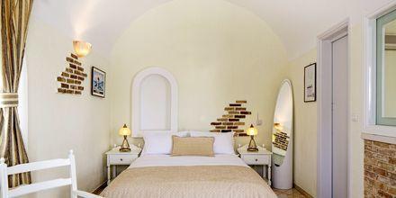 Dobbeltværelse på Hotel Contaratos Beach på Paros i Grækenland.