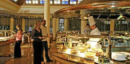 Buffetrestaurant på Cordial Mogan Playa i Puerto Mogan, Gran Canaria, De Kanariske Øer, Spanien.
