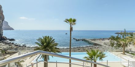 Cordial Muelle Viejo i Puerto Mogán, Gran Canaria.