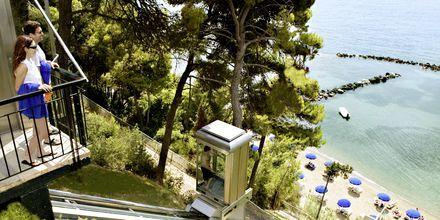 Strand ved Corfu Holiday Palace Kanoni, Korfu